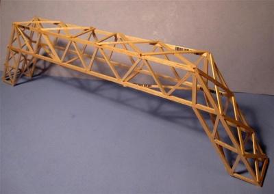 Pin Toothpick Bridge Designs Strong Genuardis Portal On